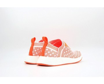 Adidas Nmd City Sock Cs2 Ba7212 Damen Orange/Wave Point Schuhe