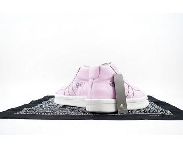 Schuhe adidas X Rick Owens Mastodon Pro Ba9766 Grau & Weiß & Rosa Unisex