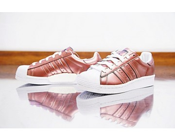 Adidas Superstar Boost Bb2270 Schuhe Rose Gold Damen