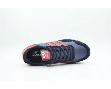 Adidas Ocis Runner Zx400 D65672 Schuhe Herren Tief Blau & Rot