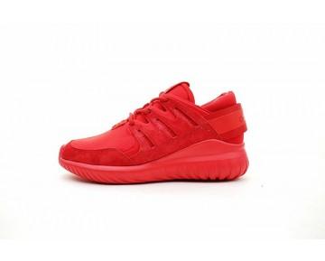 Herren Adidas Tubular Nova S74819 Rot Schuhe