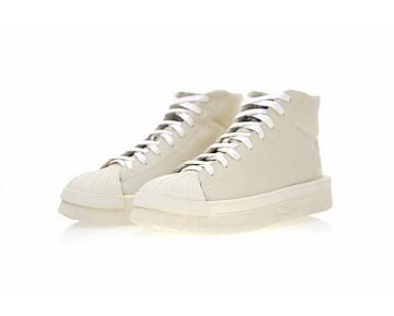 Unisex Milk Weiß & Schwarz Rick Owens X Adidas Mastodon Pro Model Ii Cq1849 Schuhe