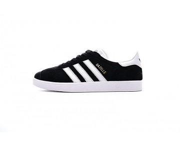 Schwarz & Weiß Schuhe Unisex Adidas Originals Gazelle Bb5476