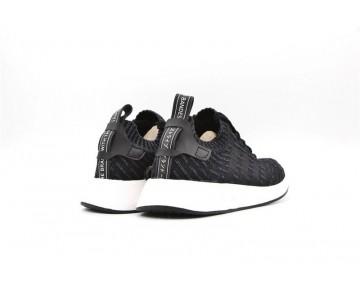 Schuhe Herren Adidas Originals Nmd Primeknit R2 Bb2901 Streak Schwarz Grau