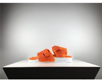 Adidas Adilette Sandal W S75383 Damen Sun Orange