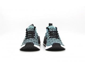 Herren Adidas Originals Nmd Primeknit R2 Bb2904 Schuhe Streak MoonLicht Schwarz