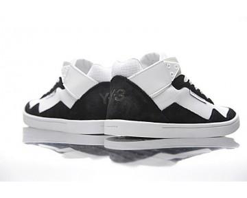 Herren Yohji Yamamoto By Adidas Y-3 Kazuhuna Aq5526 Weiß & Schwarz Schuhe