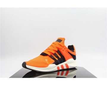 Adidas Eqt Running Support 93 Primeknit S81493 Schuhe Orange Rot Unisex