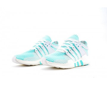 Mint Grün & Weiß Adidas Eqt Support Adv Primeknit Ba8336 Damen Schuhe