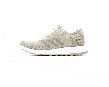Herren Schuhe Khaki Adidas Pure Boost Ltd S82099