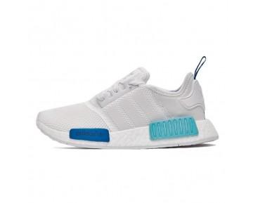 Schuhe Blau Unisex Adidas Originals Nmd_R1 Sao Paulo S75235