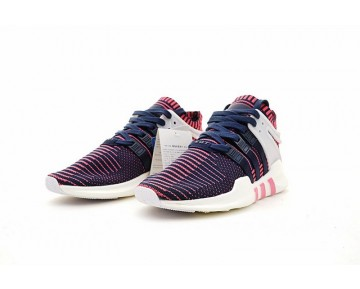 Tief Blau & Fuchsia Rosa Schuhe Damen Adidas Eqt Support Adv Primeknit Bb8326