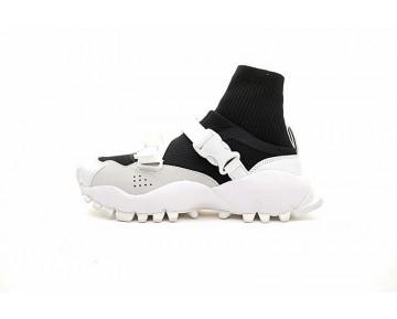 Schuhe Unisex Schwarz & Weiß Hyke X Adidas Originals Seeulater Ba8362