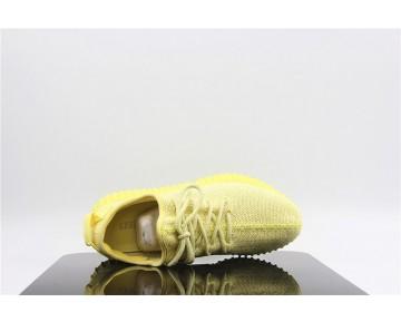Schuhe Damen Adidas Yeezy Season3 Boost 350 Aq2666 Gelb Citrus