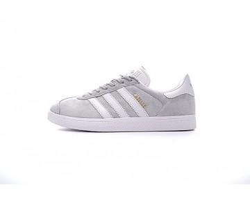 Schuhe Adidas Originals Gazelle S76221 Unisex Licht Grau & Weiß