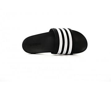 Adidas Adilette Cf+ Aq4935 Schuhe Unisex Schwarz & Weiß