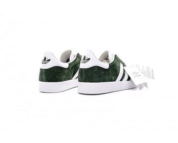 Schuhe Herren Army Grün Adidas Originals Gazelle Bb5477