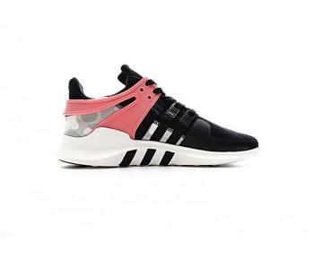 Schuhe Herren Adidas Eqt Support Adv Primeknit 93 Ba7719 Schwarz Turbo Rosa