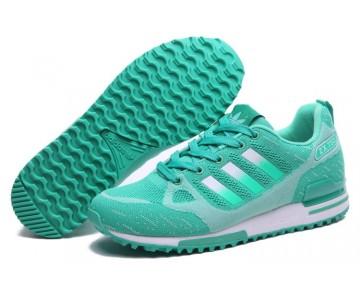 Adidas ZX 750 Flyknit 36-39 Licht Emerald Grün Damen Schuhe