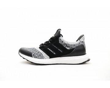 Sneakersnstuff X Social Status X Adidas Consortium Ultra Boost Sneaker Exchange By2911 Schuhe Schwarz & Weiß Unisex