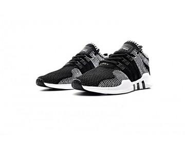 Adidas Eqt Support Adv Primeknit Bb6014 Unisex Schuhe Schwarz & Silber & Weiß