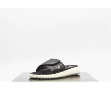 Unisex Adidas Yeezy 350 Boost Sandal Ab35003 Schwarz Weiß