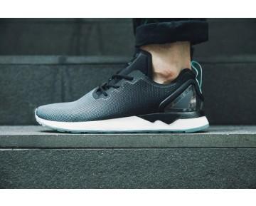 Adidas Zx Flux Racer Asym Zx S79056 Schuhe Gradient Blau Grün Herren