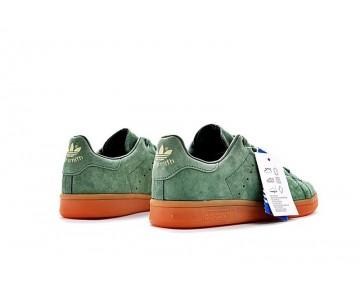 Forest Grün Schuhe Adidas Originals Stan Smith S75231 Unisex