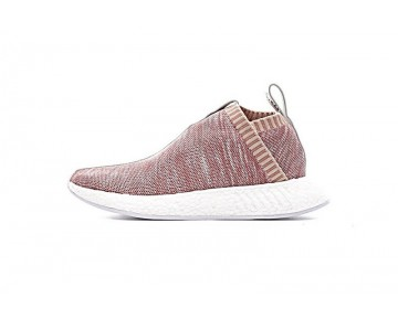 Schuhe Kith X Naked X Adidas Consortium Nmd Cs2 Ink By2596 Rosa Multicolors Unisex