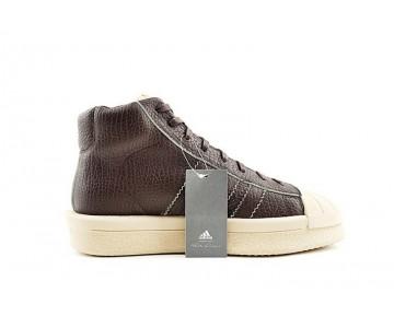 Unisex Coffee Braun Rick Owens X Adidas Mastodon Pro Model Ro Pearl Ba9763 Schuhe