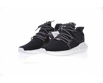 Herren Schwarz & Rot Schuhe Bait X Adidas Consortium Eqt Support Future 93/17 3M Cm7875