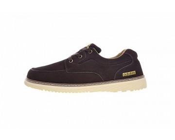 Dunkel Braun Adidas Casual D69641 Herren Schuhe