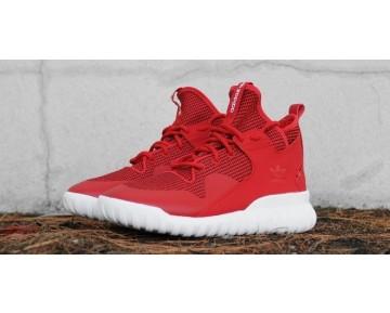 Unisex Rot / Collegiate Rot / Weiß Adidas Men Tubular X S77842 Schuhe