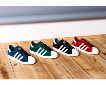Unisex Adidas Originals Superstar 80S B25961 Schwarz Schuhe