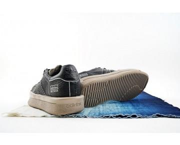 adidas X Rick Owens Mastodon Pro Ba9758 Schuhe Schwarz & Braun Unisex