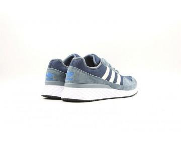 Water Blau & Weiß Schuhe Herren Adidas Zx450 Lake S63895
