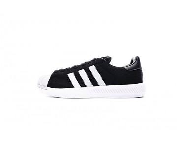 Schuhe Adidas Superstar Bounce Bz0097 Herren Schwarz & Weiß