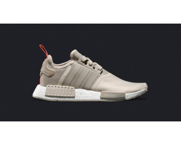 Schuhe Damen Adidas Nmd_R1 Runner W S75233 Clear Braun