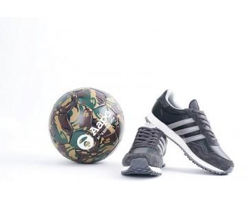 Herren Adidas Ocis Runner Zx400 D65676 Dunkel Grau Schuhe