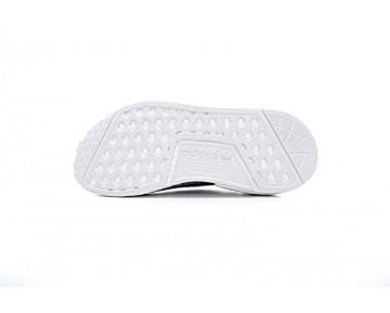Unisex Sneakersnstuff X Adidas Originals Nmd_R1 Primeknit Boost Bb6365 Schuhe Aqua/Lab Grün