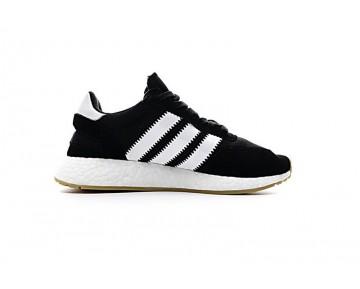 Herren Schuhe Adidas Iniki Runner Boost By9727 Schwarz & Weiß