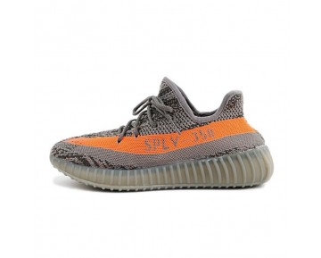 Schuhe Grau & Orange Adidas Yeezy Boost V2 Bb1826 Unisex