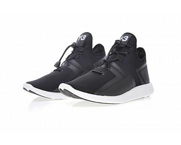 Herren Schuhe Yohji Yamamoto Y-3 Arc Rc S77212 Schwarz Weiß