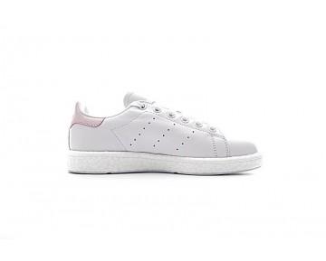 Adidas Stan Smith Boost Weiß & Rosa Schuhe Damen