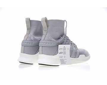 Unisex Schuhe Adidas Eqt Support Adv Sock By8307 Ash Grau