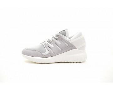 Weiß & Grau Schuhe Herren Adidas Tubular Nova S74822