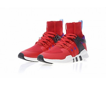 Burgund Schuhe Unisex Adidas Eqt Support Adv Sock By8306