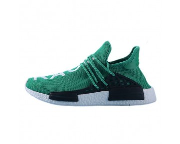 Grass Grün Schuhe Unisex Pharrell Williams X Adidas Nmd Human Race S79163