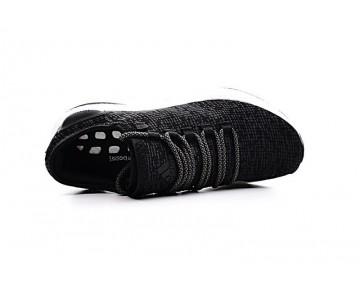 Weiß & Grau & Schwarz Schuhe Herren Adidas Pure Boost Ltd Ba8893