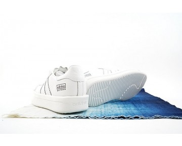Weiß Schuhe Unisex adidas X Rick Owens Mastodon Pro Ba9761